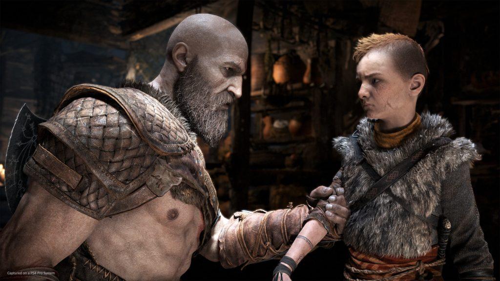 Sony Santa Monica PlayStation 5 PS5 God of War Ragnarok