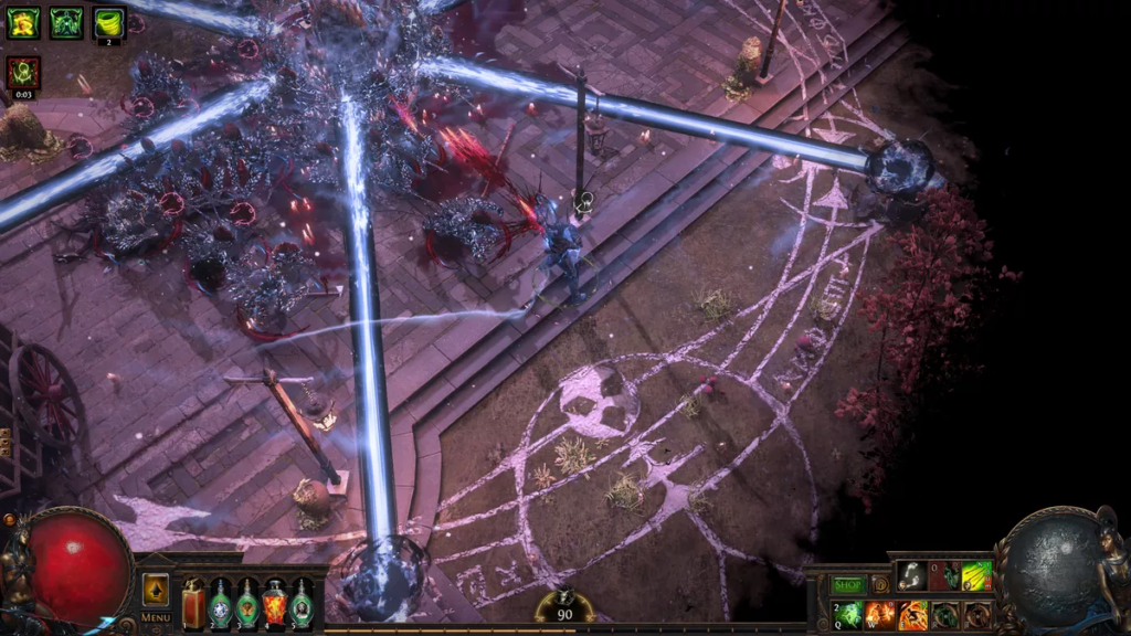 Path of Exile Echoes of the Atlas