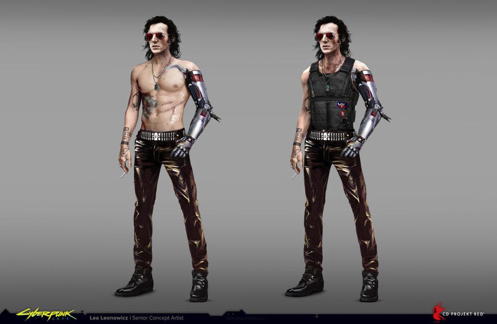 CD Projekt RED Cyberpunk 2077 Keanu Reeves Johnny Silverhand