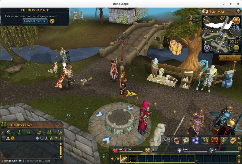 Runescape Jagex Carlyle Group Investimento IP