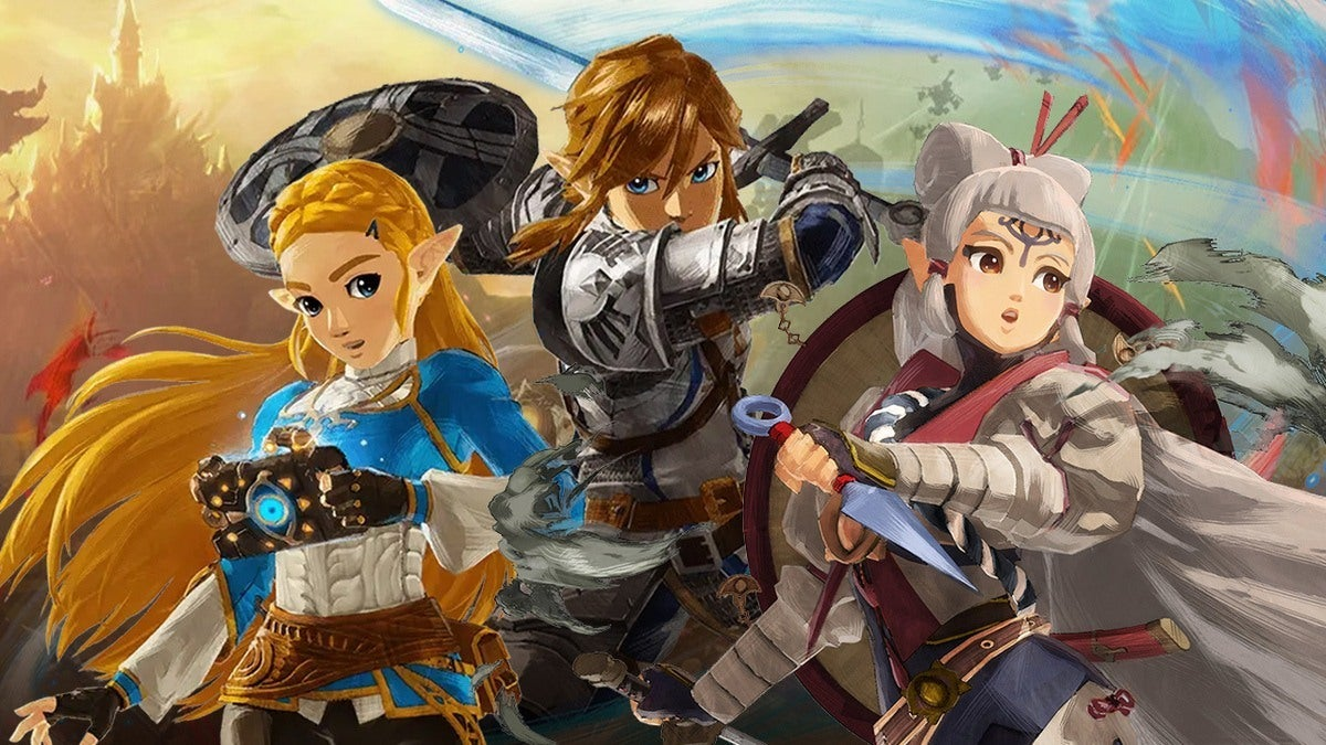 Nintendo Direct Hyrule Warriors Age Of Calamity Expansion Pass