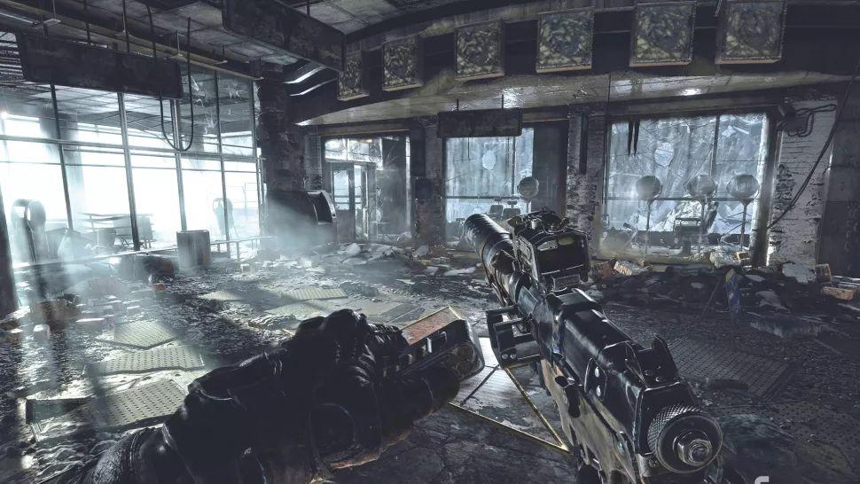 Metro Exodus Next-Gen PS5 Xbox Series XS PC 4A Moteur Jeux 4A