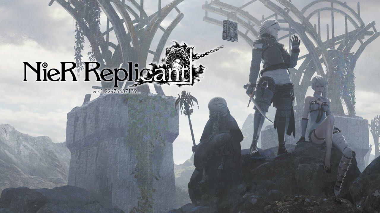 Replicante NieR
