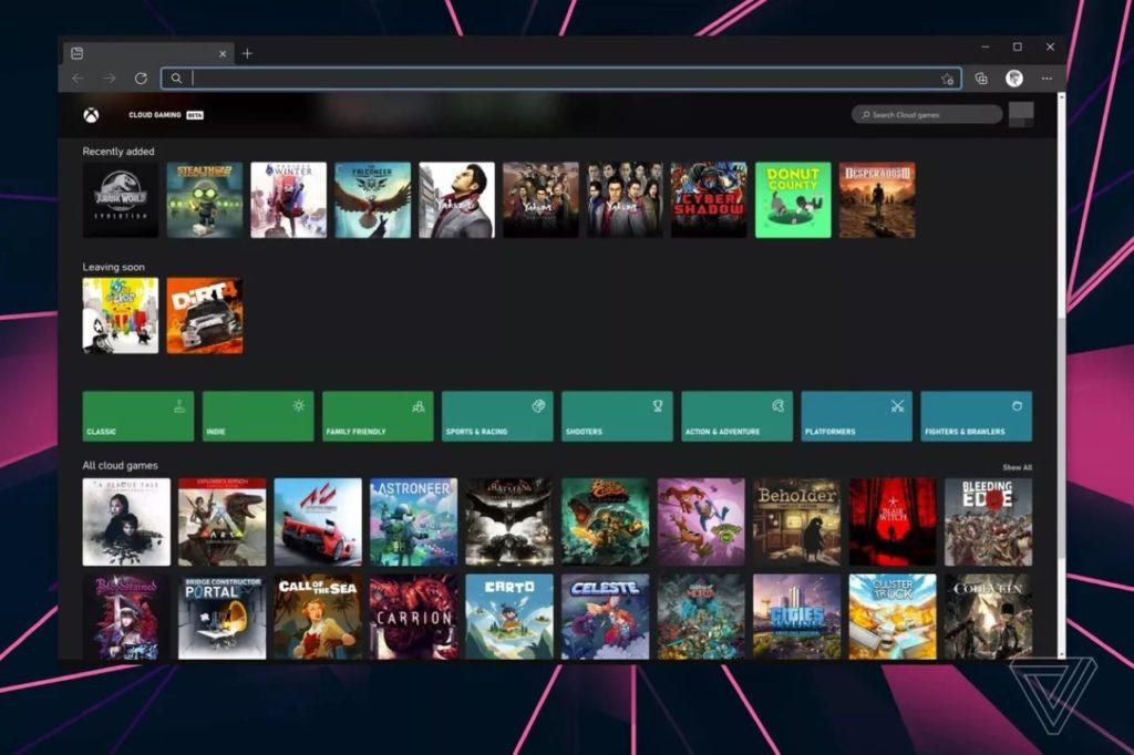 XboxクラウドゲーミングXboxゲームパスアルティメット