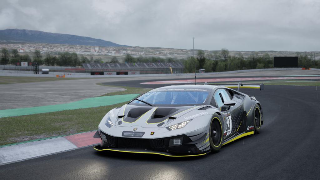 Assetto Corsa Competition The Real Race lamborghini Kunos Simulations