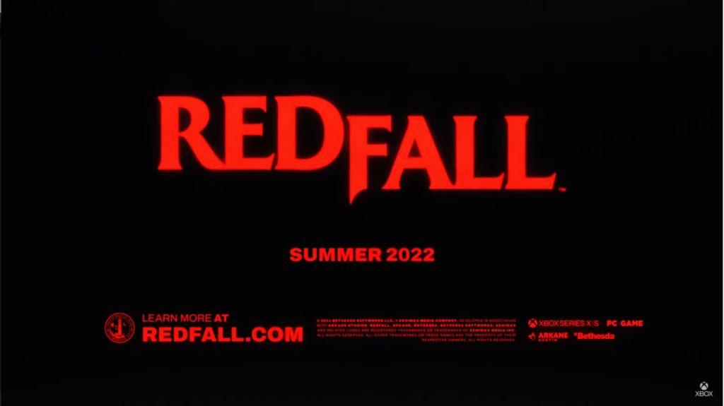 красное падение