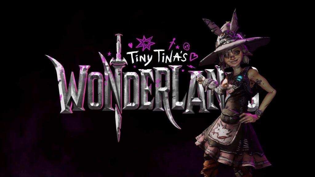 Wonderlands Tiny Tina Borderlands