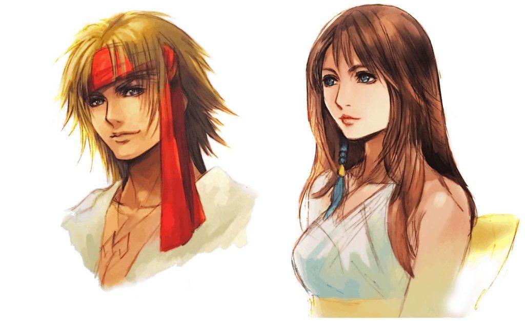 Final Fantasy X 3 Square Enix Tetsuya Nomura