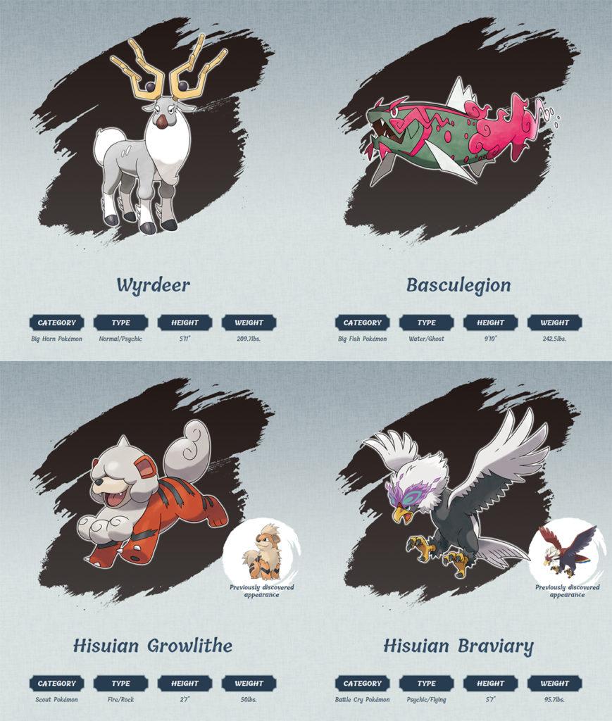 Pokémon Legends Arceus Game Freak Pokémon Presents Diamond and Pearl ILCA Game Freak