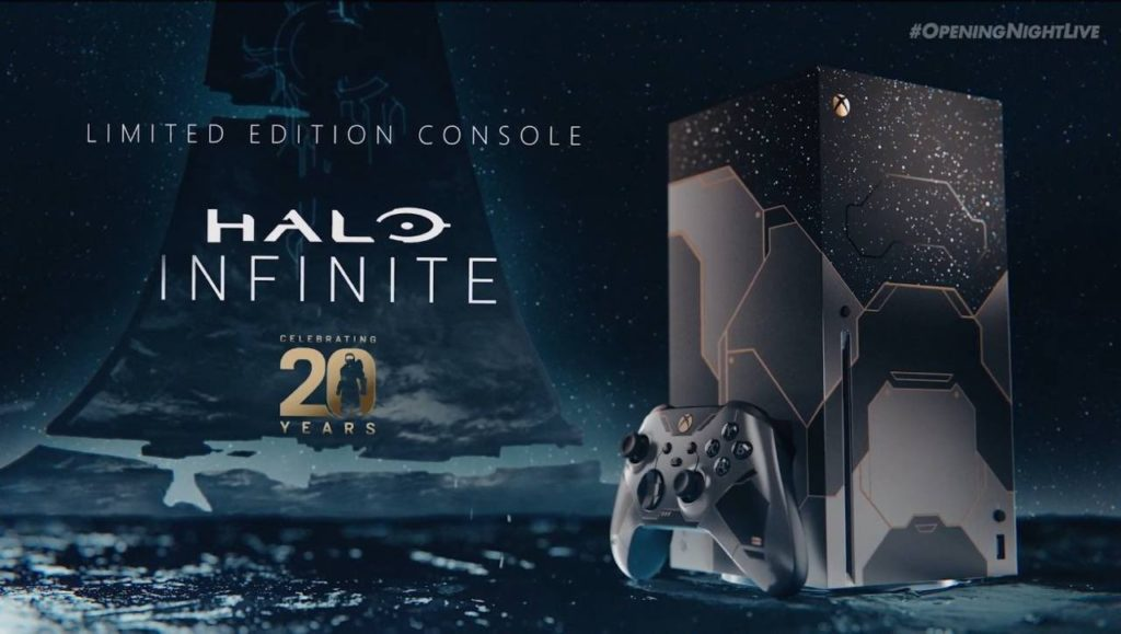 Halo Infinite Xbox серии X